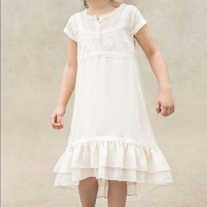 Joyfolie | Lucy Dress in Cream | 4